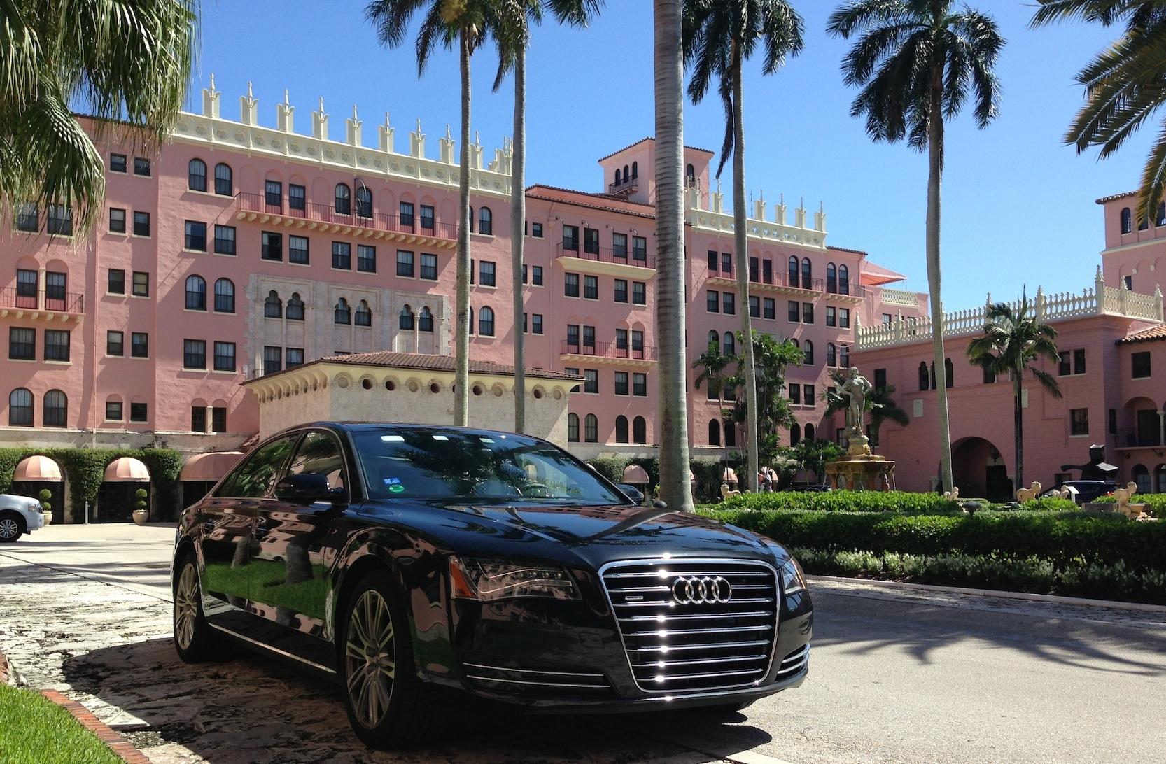 Fort Lauderdale To Boca Raton Car Service